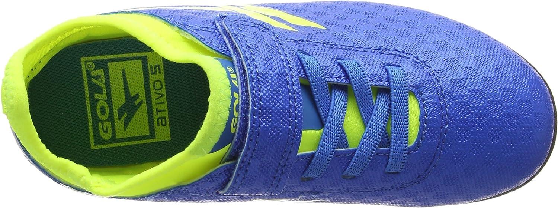 Zapatillas de F/útbol para Ni/ños Gola Sparta Vx