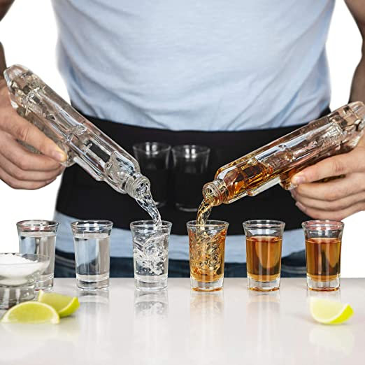 Engraved Whisky Glass Sets for Countryside// Shooting// Hunting people