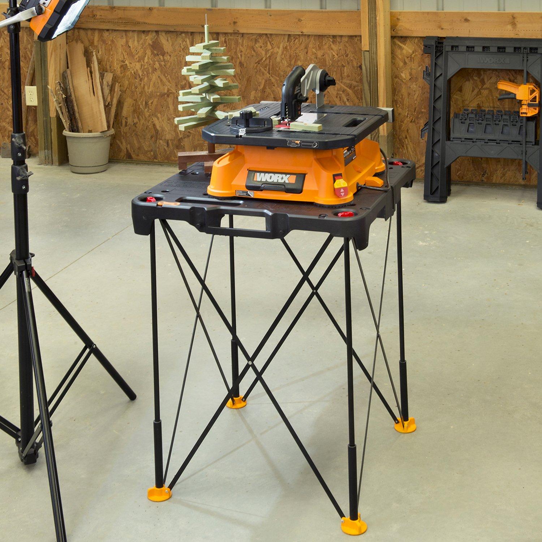 WORX WX066 Sidekick Portable Work Table by Worx (Image #5)