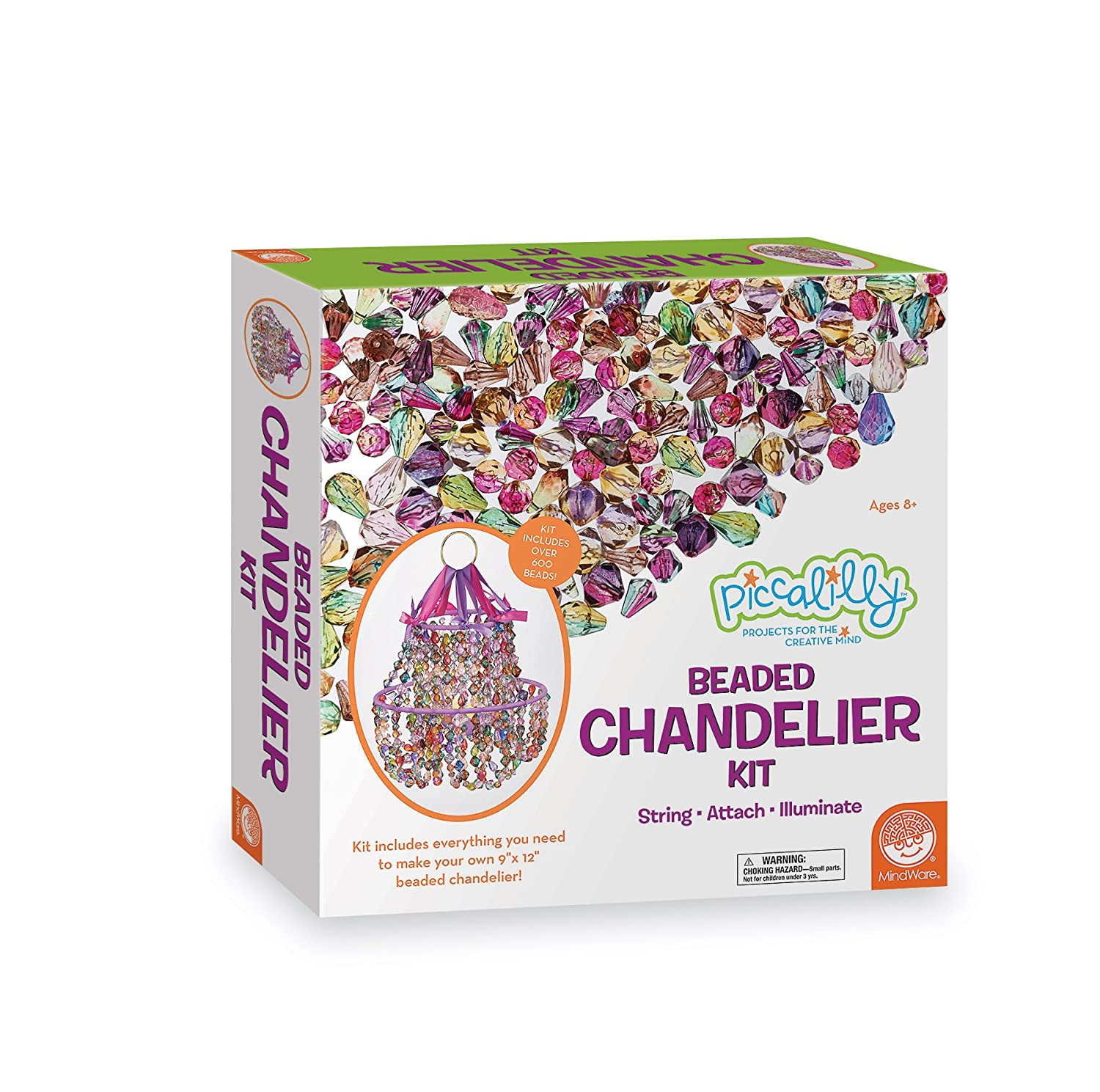 Beaded Chandelier Kit MindWare