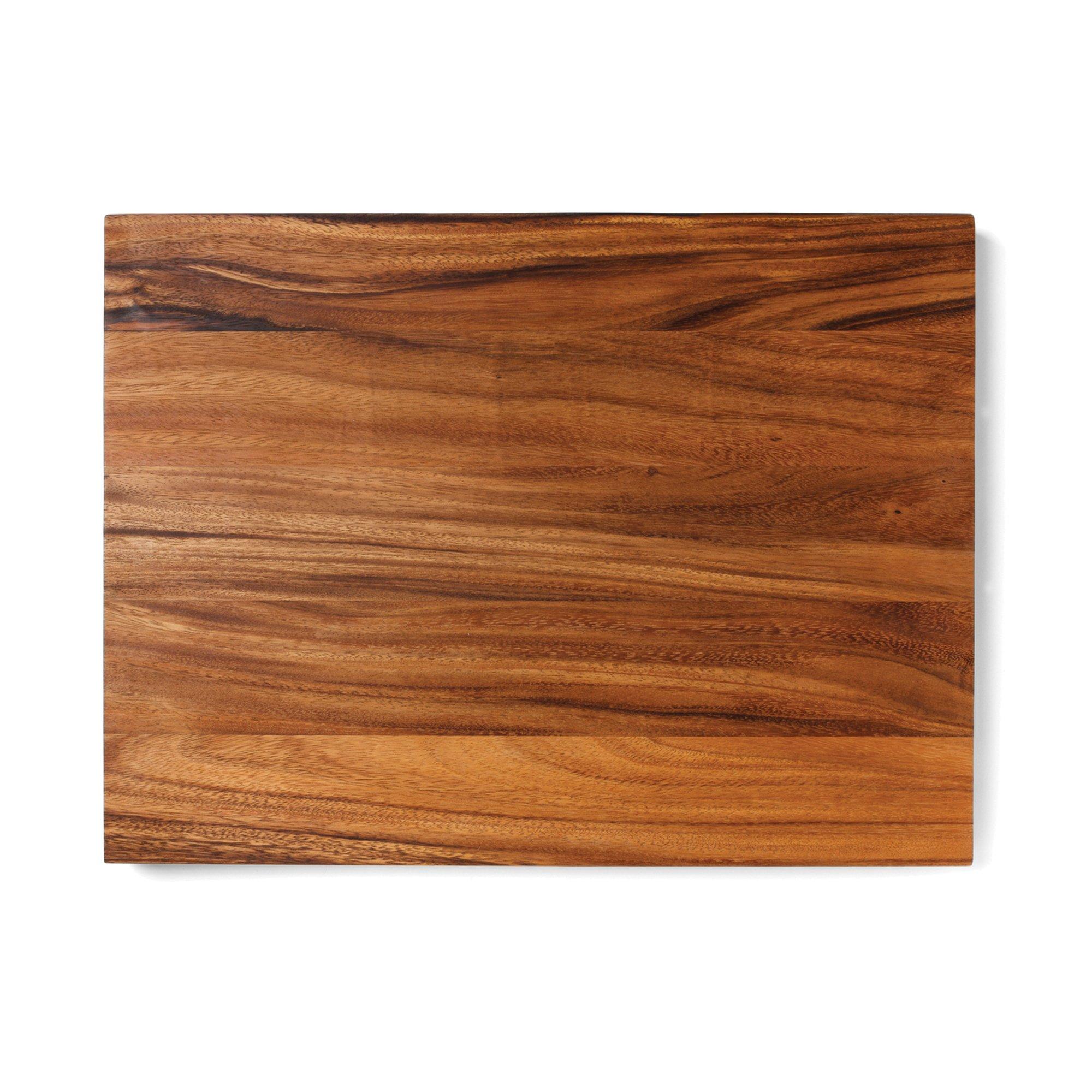 Ironwood Gourmet 28692 Long Grain Chop Board, Acacia Wood, Large by Ironwood Gourmet (Image #2)