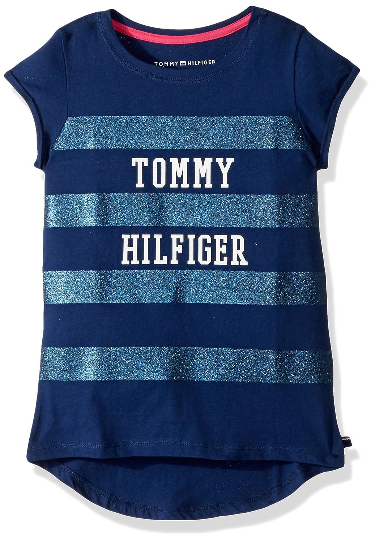 2739aa17246 Amazon.com  Tommy Hilfiger Girls  Tee  Clothing