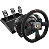 Thrustmaster Racing Wheel 冬季运动眼镜 Ferrari Racing Wheel 黑色