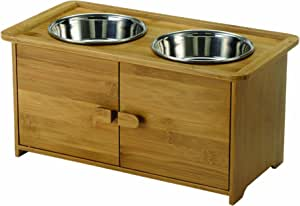 Richell Take Pet Serving Cabinet