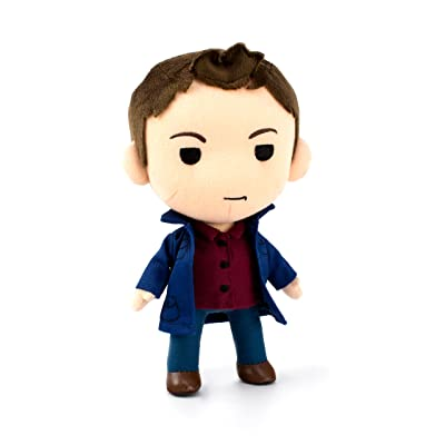 QMX (quantum Mechanix) Supernatural Chibi Plush: Dean: Toys & Games
