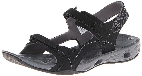 6b1c3978fc4 Columbia Sunlight Vent - Sandalias de vestir de material sintético para mujer  negro Noir (010 Black Charcoal) 36  Amazon.es  Zapatos y complementos