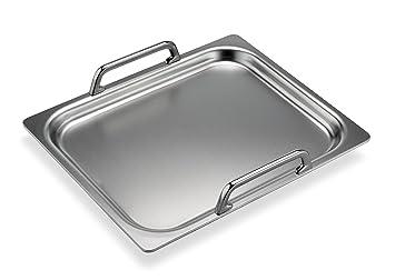 Siemens HZ390511 - Plancha de grill Teppanyaki lisa (33 x 27 ...