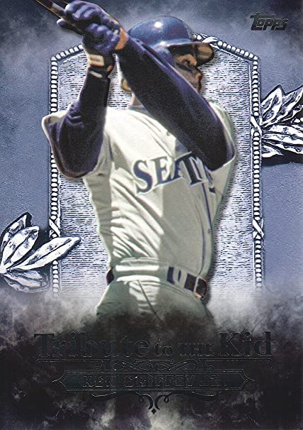 4e0f03e027 Image Unavailable. Image not available for. Color: 2016 Topps Baseball  Tribute to the Kid #KID-6 Ken Griffey Jr. Seattle
