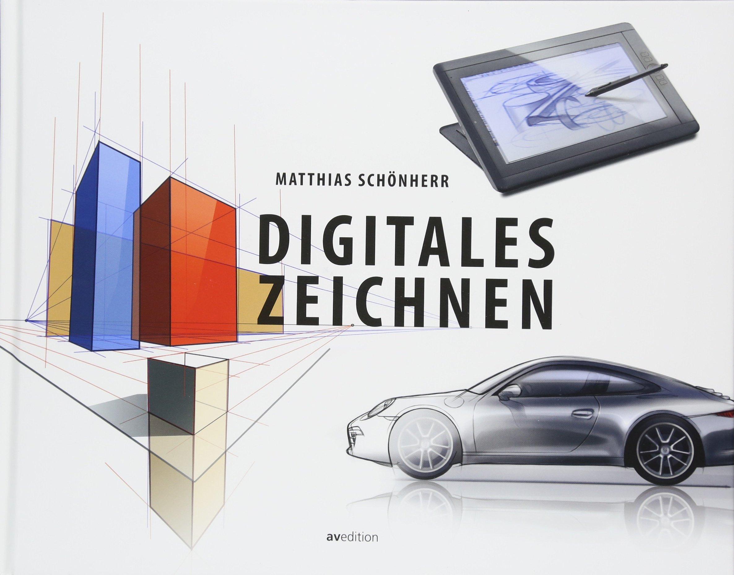 Digitales Zeichnen: Amazon.de: Matthias Schönherr: Bücher