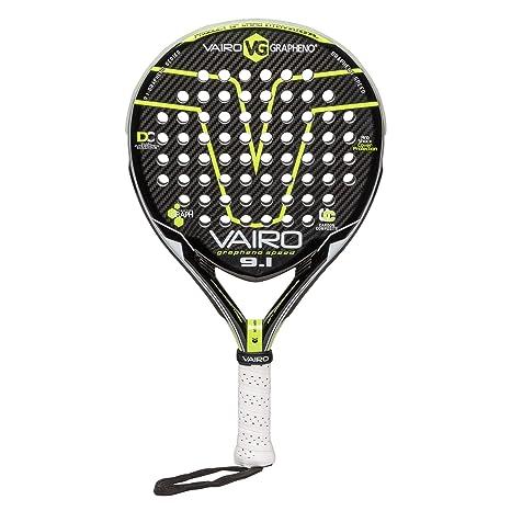 VAIRO Raqueta de Padel GRAPHENO Speed 9.1: Amazon.es: Deportes y ...