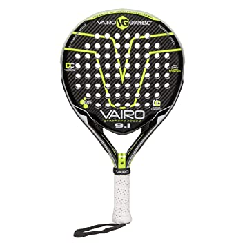 VAIRO Raqueta de Padel GRAPHENO SPEED 9.1: Amazon.es ...