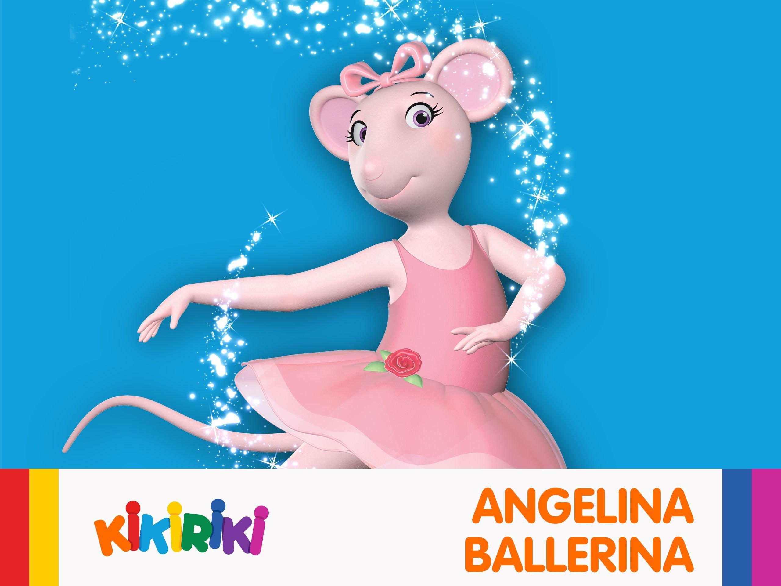 Amazoncom Watch Angelina Ballerina Season 1 Prime Video