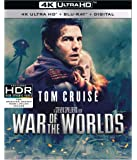 War of the Worlds [4K UHD w/Digital Copy] [Blu-ray]