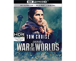 War of the Worlds [4K UHD w/Digital Copy] [Blu-ray]