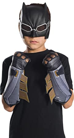Batman Máscara Justice League Movie Infantil, Talla única (RubieS Spain 34584): Amazon.es: Juguetes y juegos