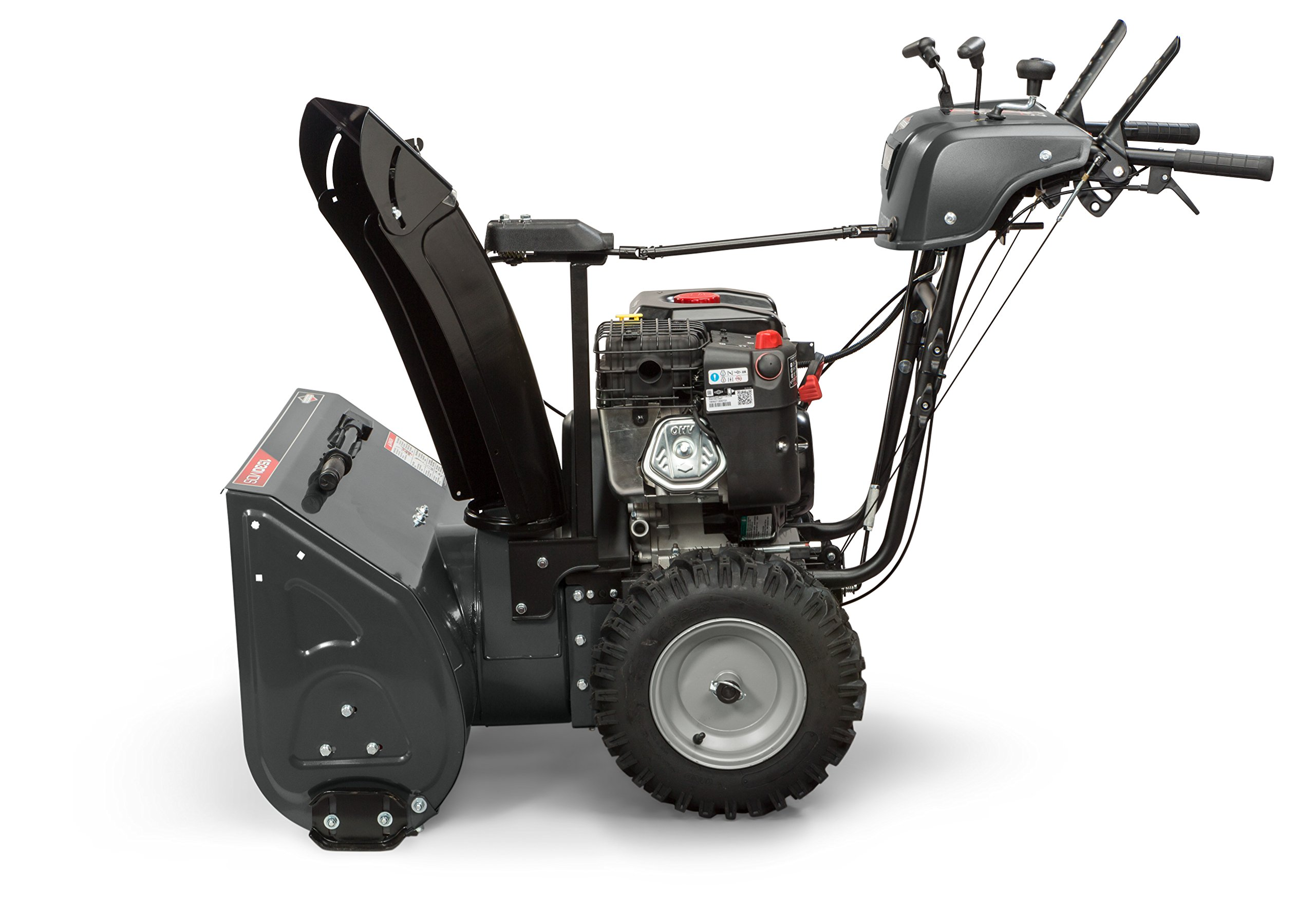 Briggs & Stratton 1530MDS Dual Stage Snowthrower Snow Thrower, 306cc by Briggs & Stratton (Image #4)