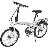 Bicicleta Eco+ Dobravel, Aro 20, 6 velocidades, Durban