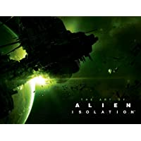 The Art of Alien Isolation: Isolation