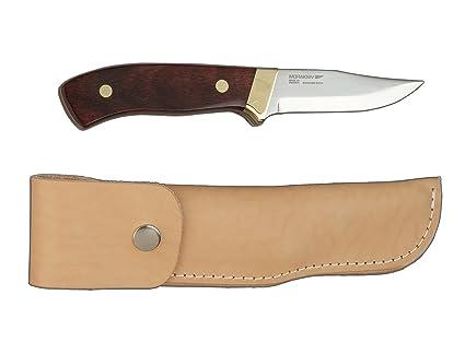 Amazon.com: Morakniv Bosque lapplander 95 cuchillo con hoja ...