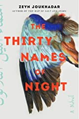 The Thirty Names of Night: A Novel Hardcover