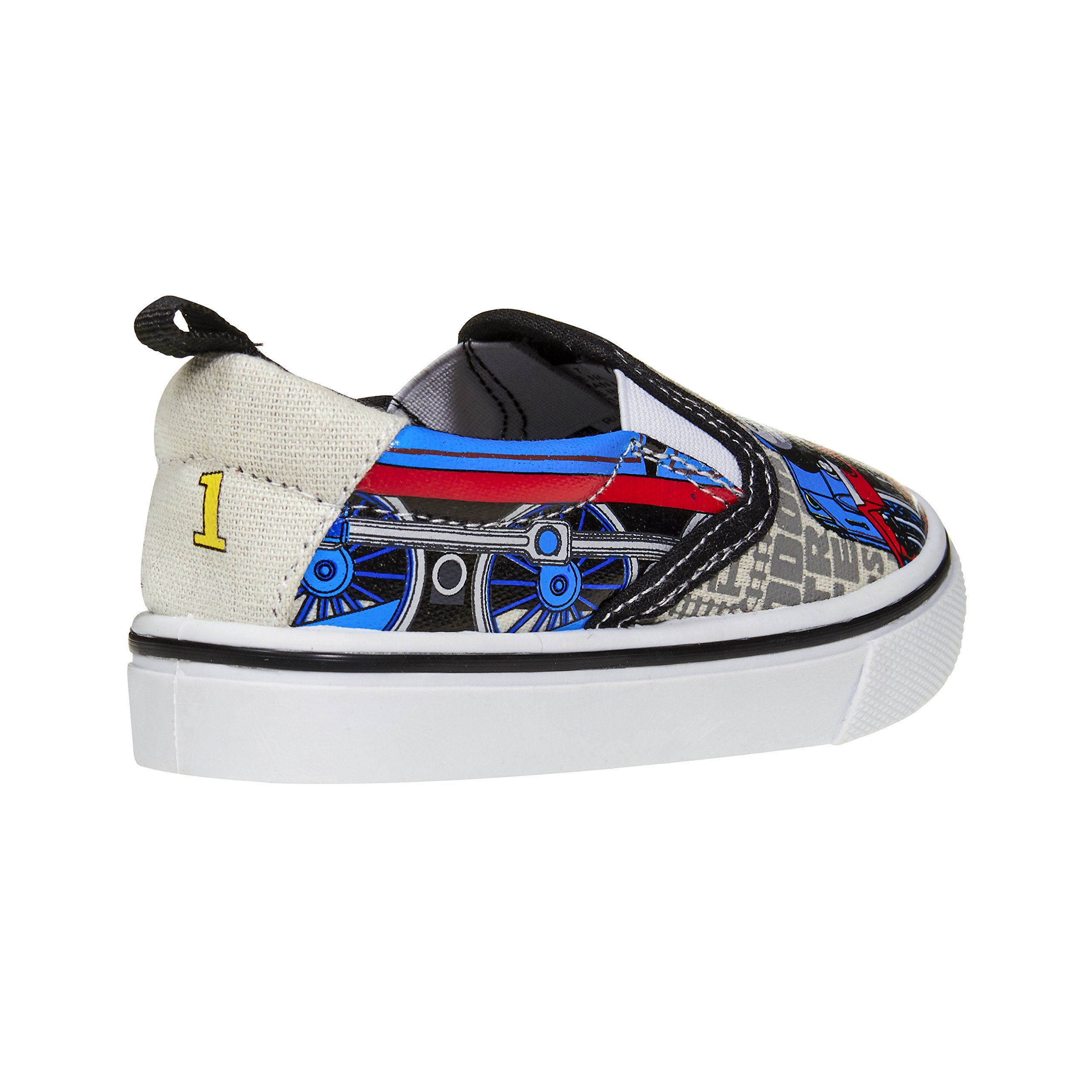 Thomas and Friends Toddler Boy Shoes; Slip-On Little Kids Character Shoes by Thomas & Friends (Image #4)