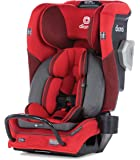 Diono Radian 3QXT 4-in-1 Rear and Forward Facing Convertible Car Seat, Safe Plus Engineering 4 Stage Infant Protection…