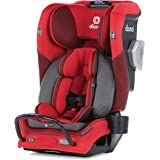 Diono Radian 3QXT 4-in-1 Rear and Forward Facing Convertible Car Seat, Safe Plus Engineering 4 Stage Infant Protection, 10 Ye
