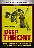 Deep Throat: Collector's Edition [Blu-ray]
