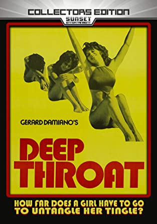 Clasic deep throat movie