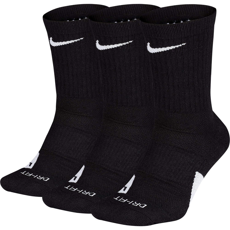 Nike U Nk Elite Crew 3pr Socks, Unisex Adulto: Amazon.es: Deportes y aire libre