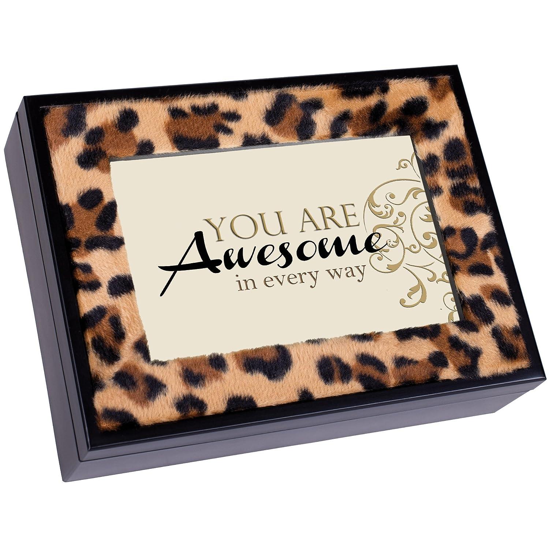 お歳暮 You Shook Are Awesome Leopard PrintブラックCottage Gardenデジタル音楽ボックスPlays All You Leopard Shook Up B0090R8ZK6, 浦上ふとん店 ネットショップ:ee1f2cb4 --- arcego.dominiotemporario.com