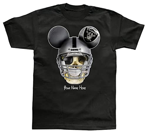 personalized raiders shirt