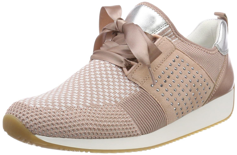 ara 12-34036-08 - Zapatos de Cordones Para Mujer 41 EU|Morado (Puder-weiss,puder/Silber 06)