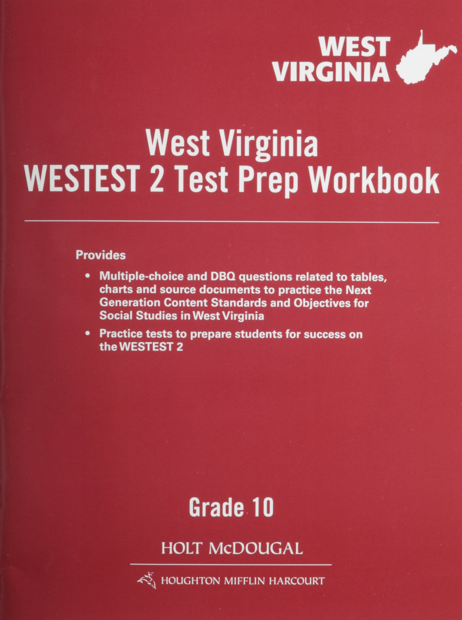 Amazon. Com: holt mcdougal the americans: test prep workbook grade.