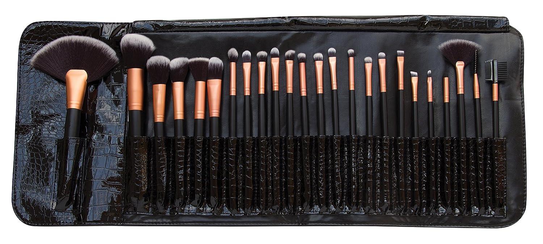 Rio Professional Cosmetic Make Up Brush Set - 24-Piece The Dezac Group Ltd BRST