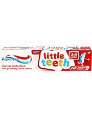 Aquafresh Kids' Toothpaste, 50 ml, Little Teeth 3-5 Years