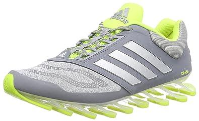 timeless design 70341 d4667 adidas Springblade Drive 2.0, Men s Running, Grey - Grau (Grey Silver Met