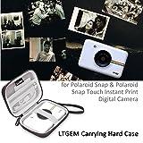 LTGEM EVA Hard Case Travel Carrying Storage Bag for