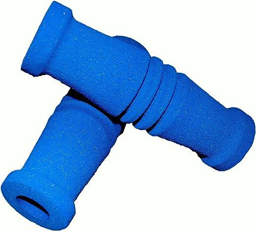1pair soft foam sponge bike cycle bicycle handle handlebar bar grips hx
