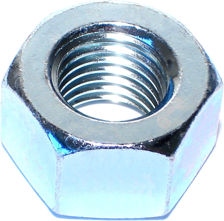 7//8-9 Piece-37 Midwest Fastener Corp Hard-to-Find Fastener 014973382711 Grade 5 Heavy Hex Nuts