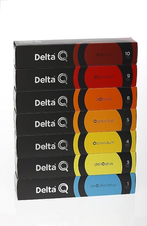 SELECCION DELTA Q BASICO/BLEND - 70 CAPSULAS - QALIDUS-QARACTER ...