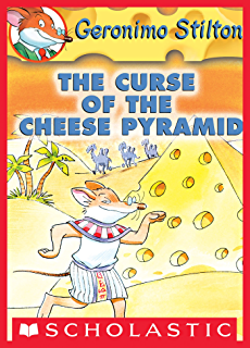 Geronimo stilton 6 paws off cheddarface kindle edition by geronimo stilton 2 the curse of the cheese pyramid fandeluxe Image collections