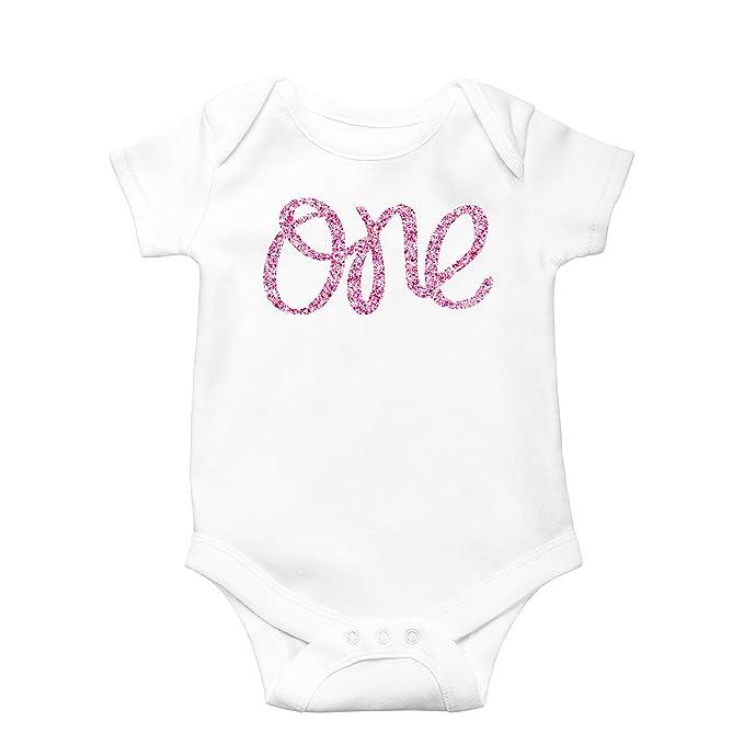 Amazon.com: Olive Loves - Body para niña con purpurina ...