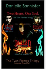 Twin Flames Trilogy: Pulled, Pulled Back & Pulled Back Again Kindle Edition