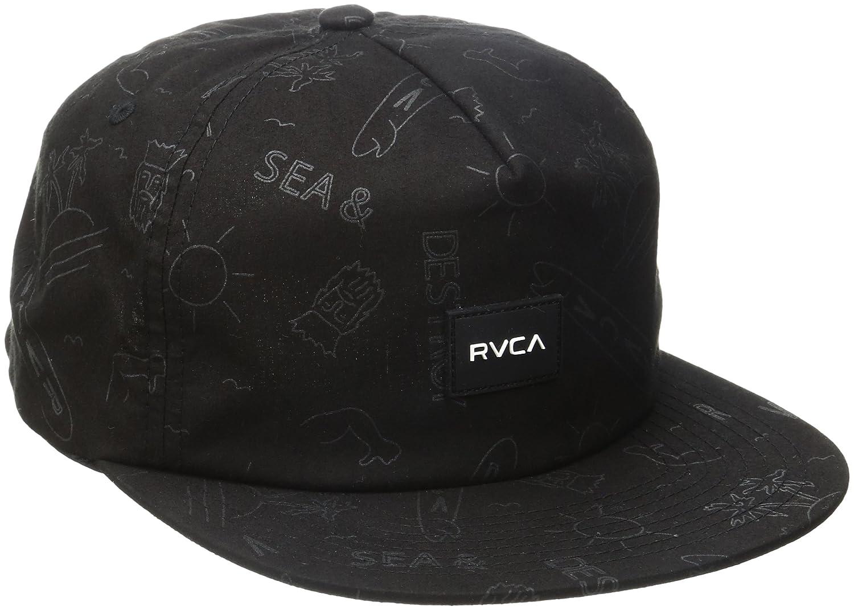 6ca3c2b14cba3 Top6  RVCA Men s Sea and Destroy Snapback Hat