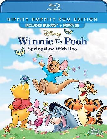 Worksheet. Amazoncom Winnie The Pooh Springtime With Roo Bluray David