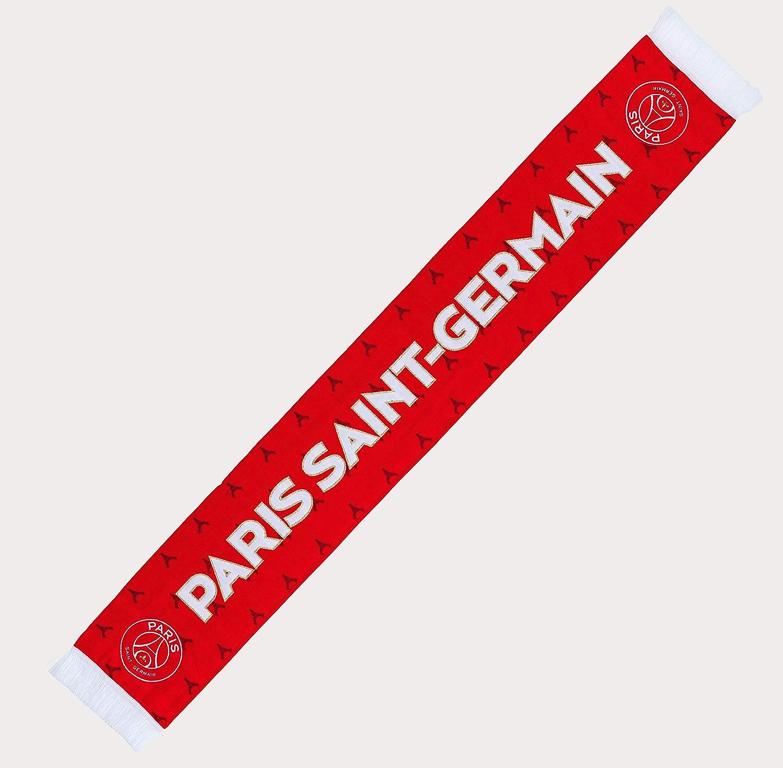 Paris Saint Germain Bufanda Talla 140 cm: Amazon.es: Deportes y ...