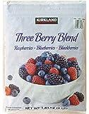#1226660 KS Natures Three Berries カークランドシグネチャー 冷凍スリーベリーブレンド(ラズベリー、ブルーベリー、ブラックベリー)