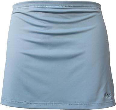Asics Dinero Ladies Raqueta de Tenis Falda, Color Azul Claro ...