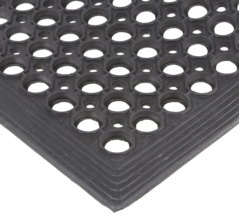 slip m floor anti hollow rubber commercial mats rm restaurant office en garage doormat utility l bar drainage x mat fatigue w